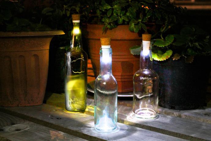 The Bottle Light