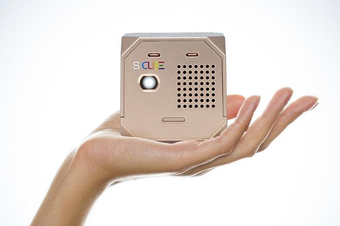 Alien Tech S Cube