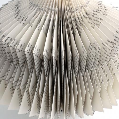Felix Carmelo   Felix Folding Technique   Large Paper Art