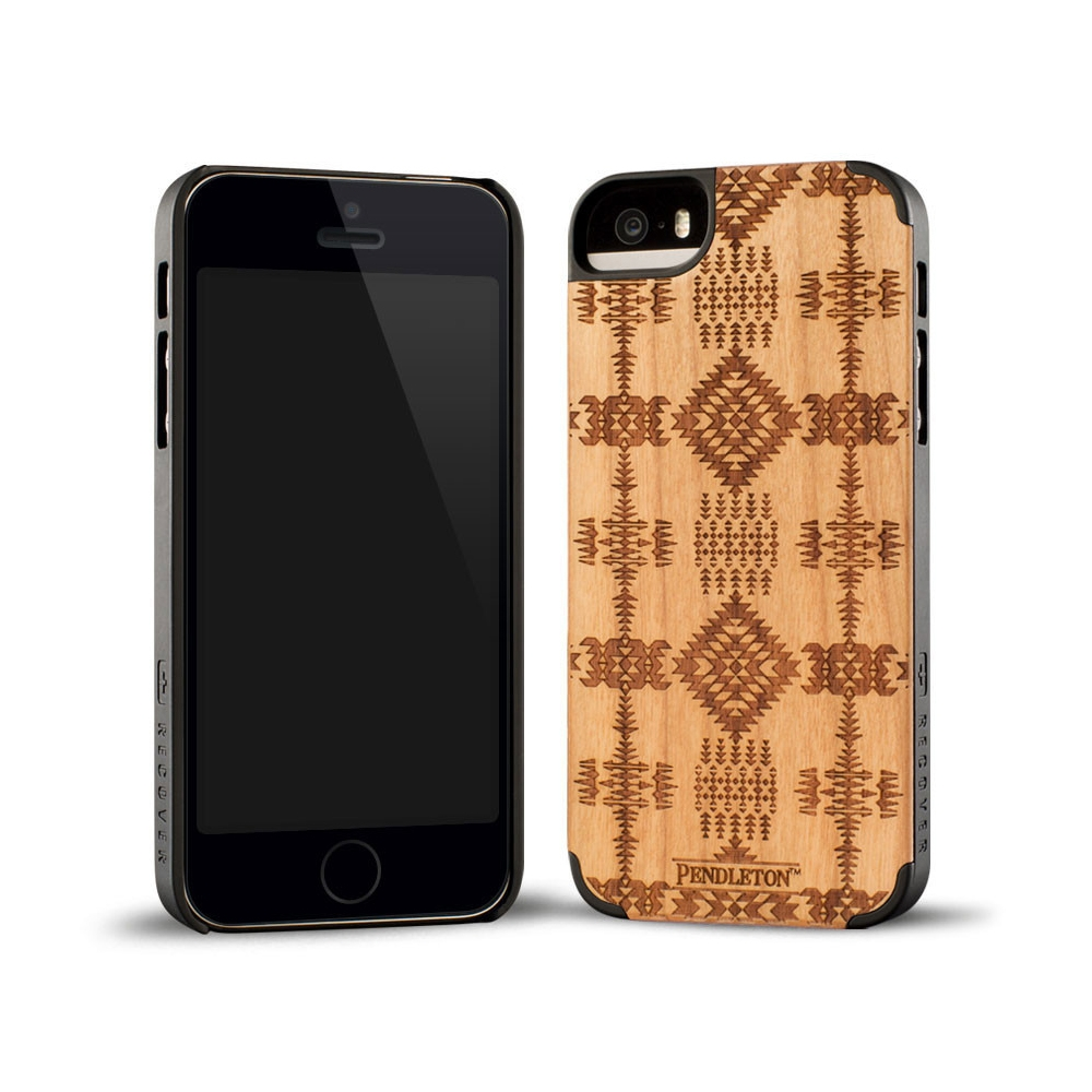 iphone case, wood iphone case, cherry wood, cherry iphone case, recover wood case