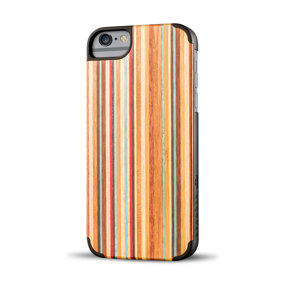 iphone case, wood iphone case, skateboard case, skateboard iphone case, recover wood case