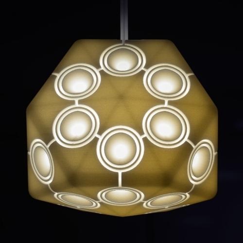 robert debbane minipod, minipod lamp, debbane minipod lamp