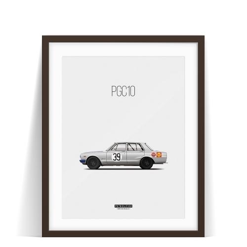 Nissan Skyline PGC10