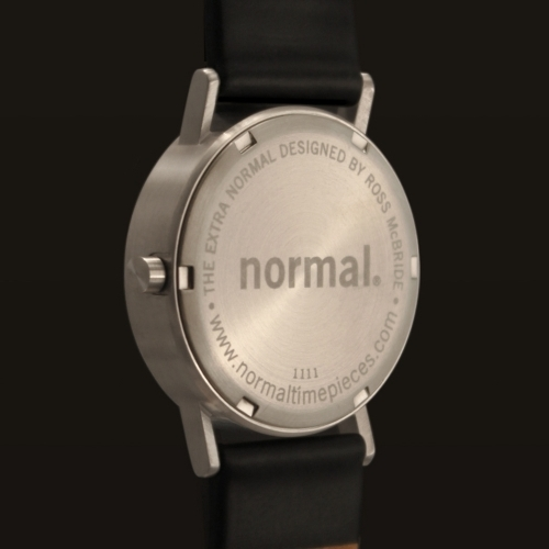 Extra Normal Black/White | Normal watch | Timepieces