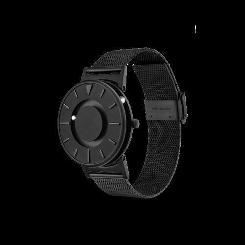 Bradley Black   Men's Watch   Eone Timepieces