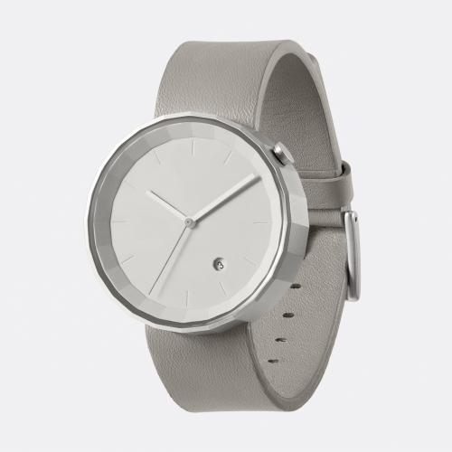 Polygon Watch, Grey