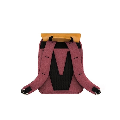 Flatsquare for HER, Wine Red, Venque