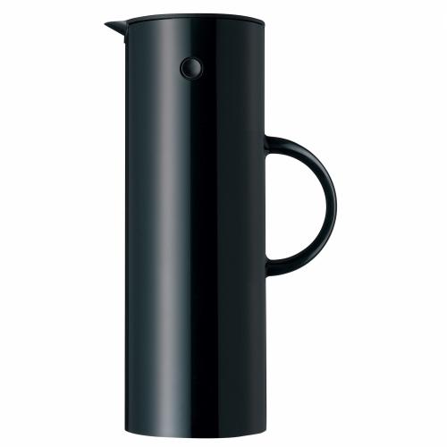 Vacuum Jug, Black, Stelton