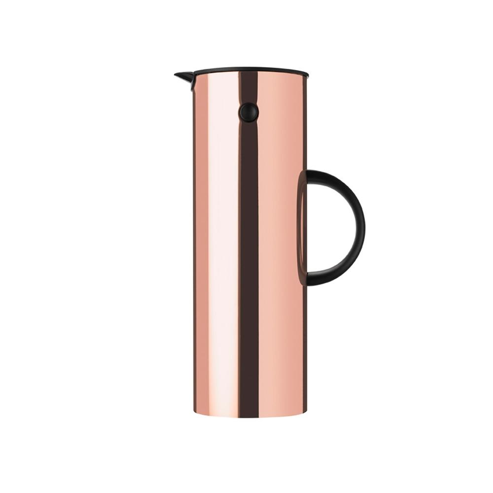Vacuum Jug, Copper, Stelton