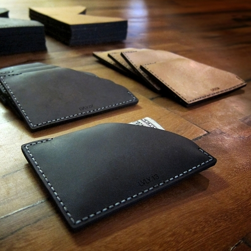 Wallet | Hand-Sewn Card Holder | iLoveHandles
