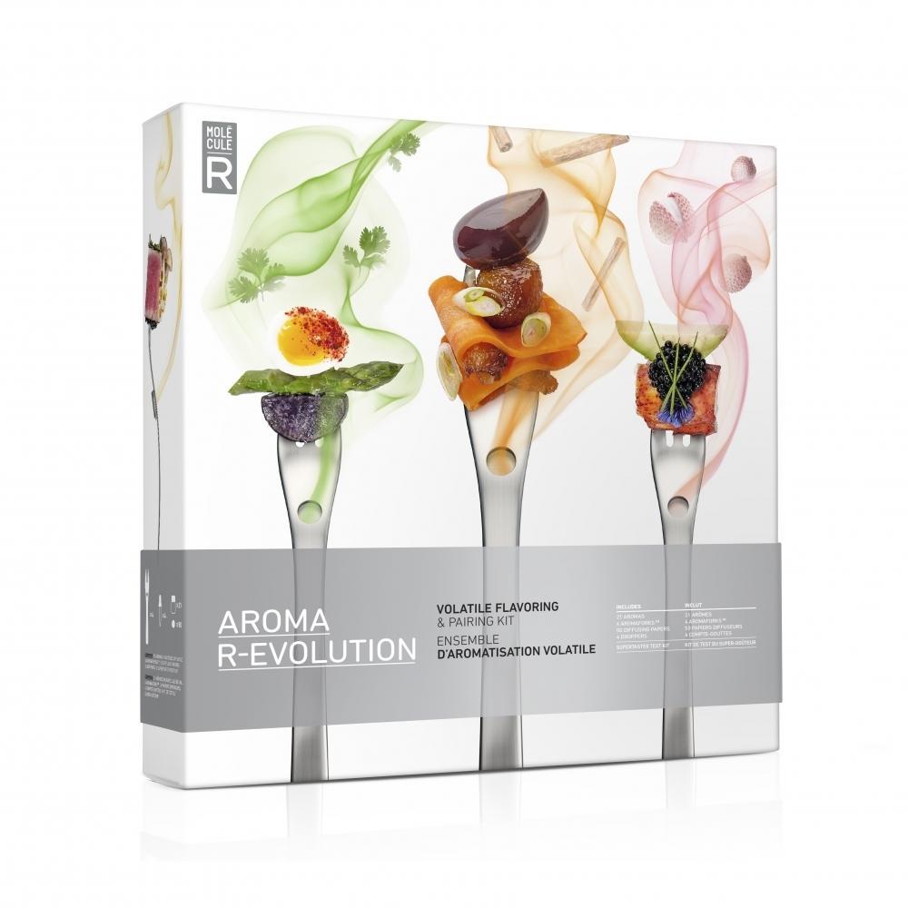 Aroma R-Evolution - Molecule-R