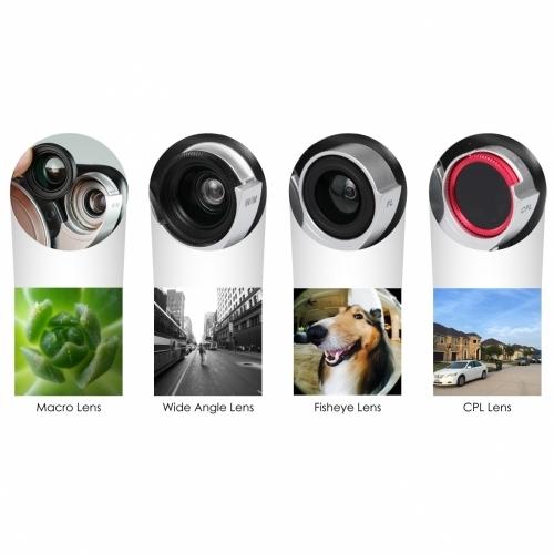 Lite Camera Kit for iPhone 6/6s   Ztylus