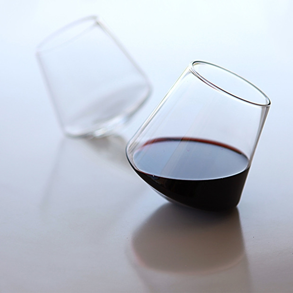 Stemless Wine Glasses | Cupa-Vino Set | Sempli