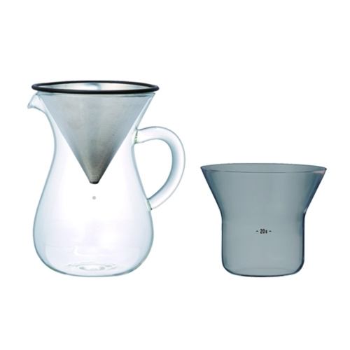 Slow Coffee Set, 300 mL