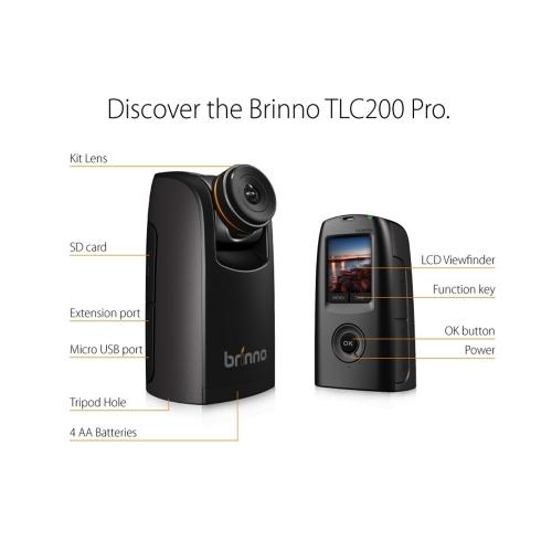 TLC200 Pro Time Lapse Camera, Brinno