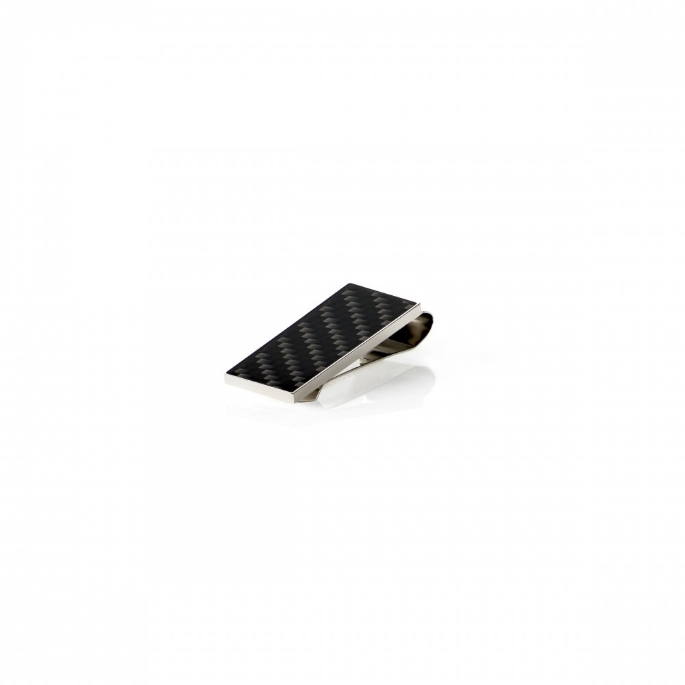 Money Clip, Dark Carbon Fiber, Wurkin Stiffs