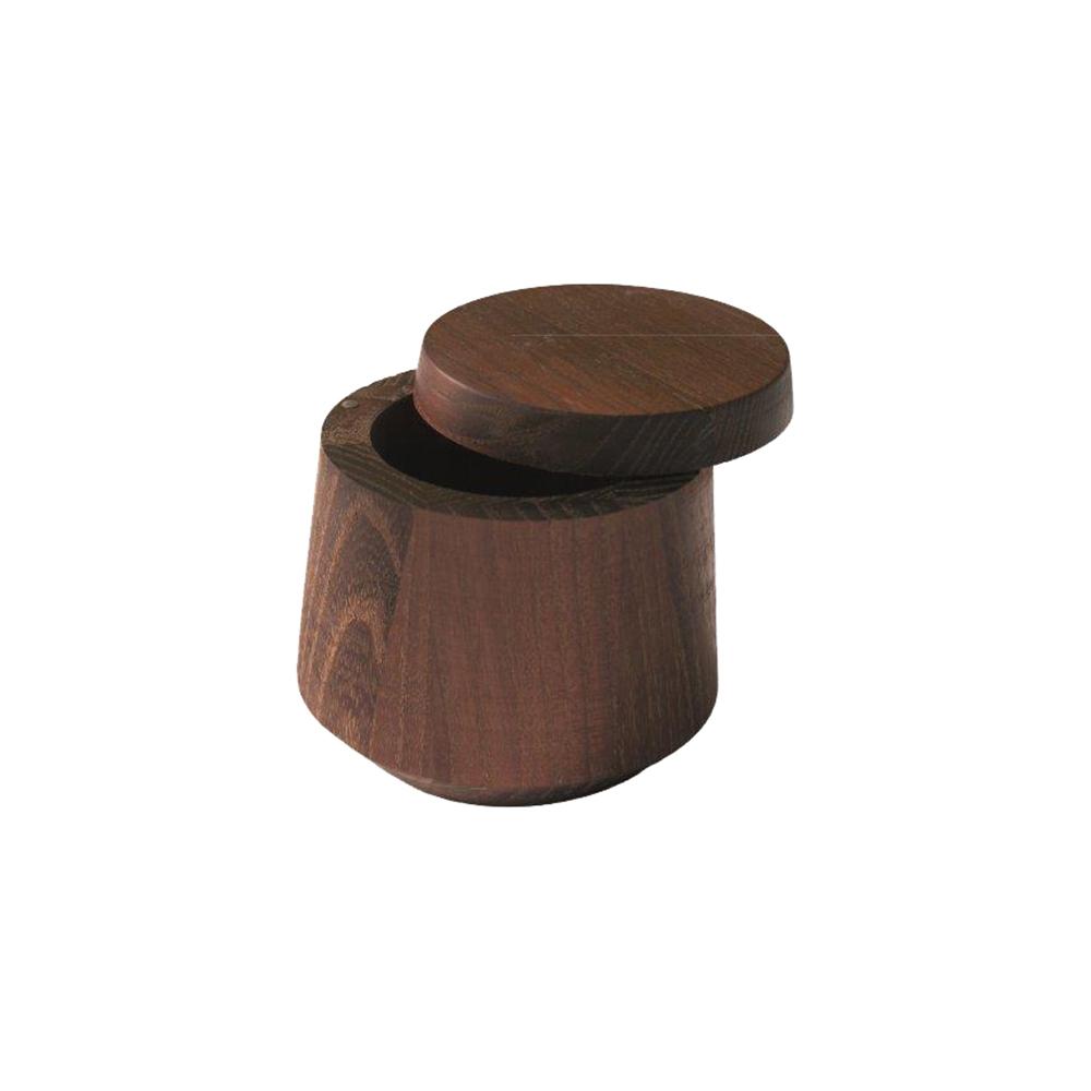 Scanwood-Salt Jar with Magnet