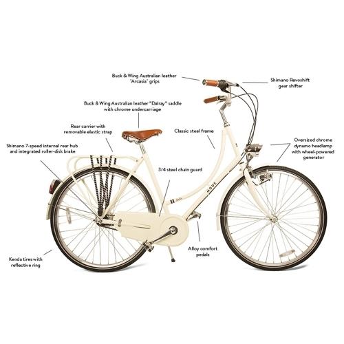 Stella, Mozie Bicycles