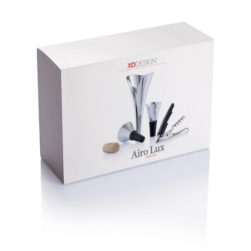 Airo Lux Wine Set, XD Design