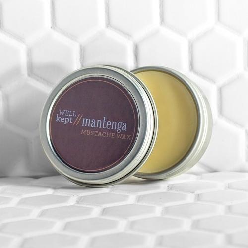 Mantenga Mustache Wax