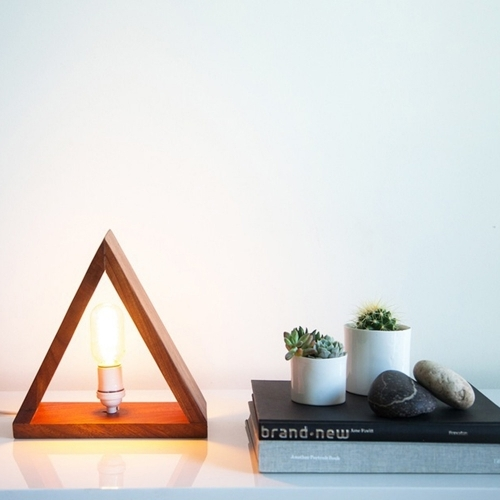 Mugavu Triangle Lamp