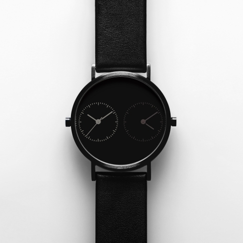 Long Distance Black, PVD Black