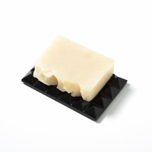 Punk Soap Dish, Black