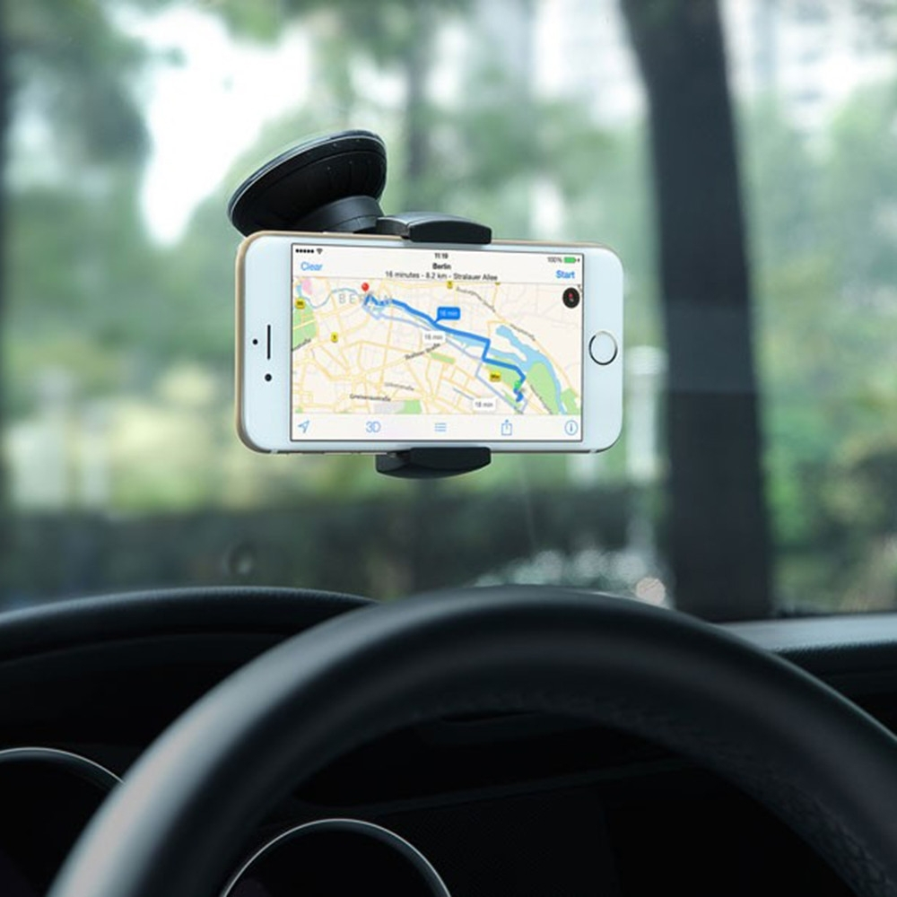 Xtand Go Z1   Just Mobile   Smartphone Dashboard Mount