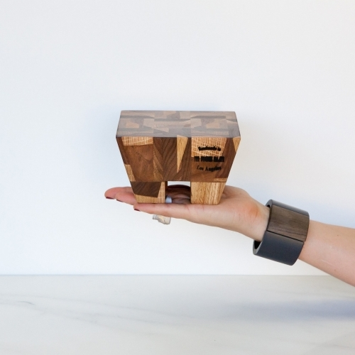 Mini Square, The Wooden Palate