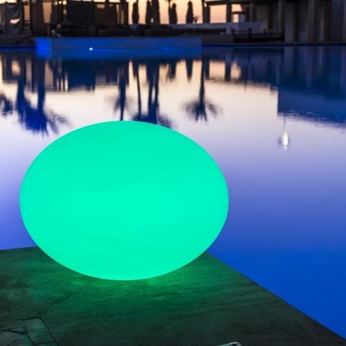 The Flatball   Smart & Green   LED Indoor Outdoor Lighting