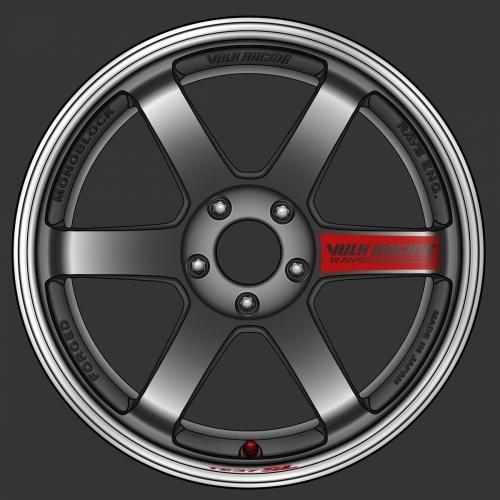 Modern Classic Wheels Print, Unrivaled