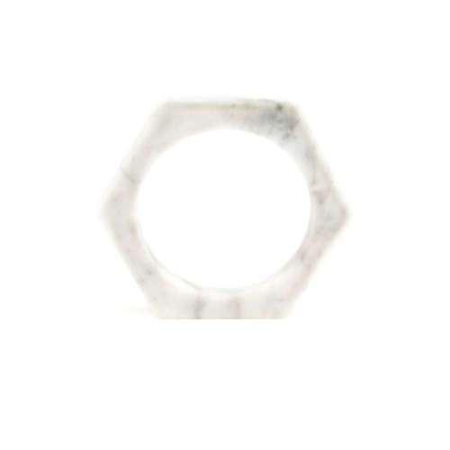 Bracelet No. 01 | Marble White
