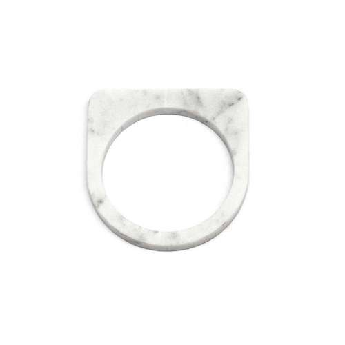 Bracelet No. 05 | Marble White