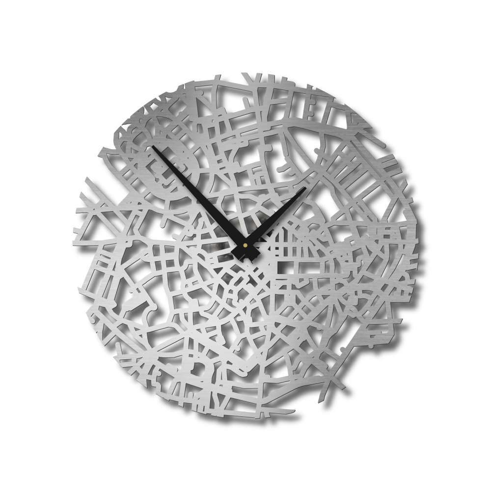 Milan Clock | Design Timepieces | Wall Clock | Urban Story
