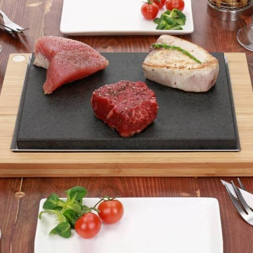 Steak Sharer - A Fresh, Fun and Healthy Way to Cook