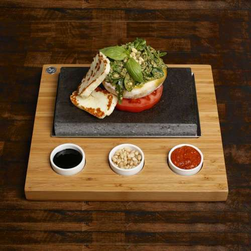Sizzling Starter Set - A Fresh, Fun and Healthy Way to Cook