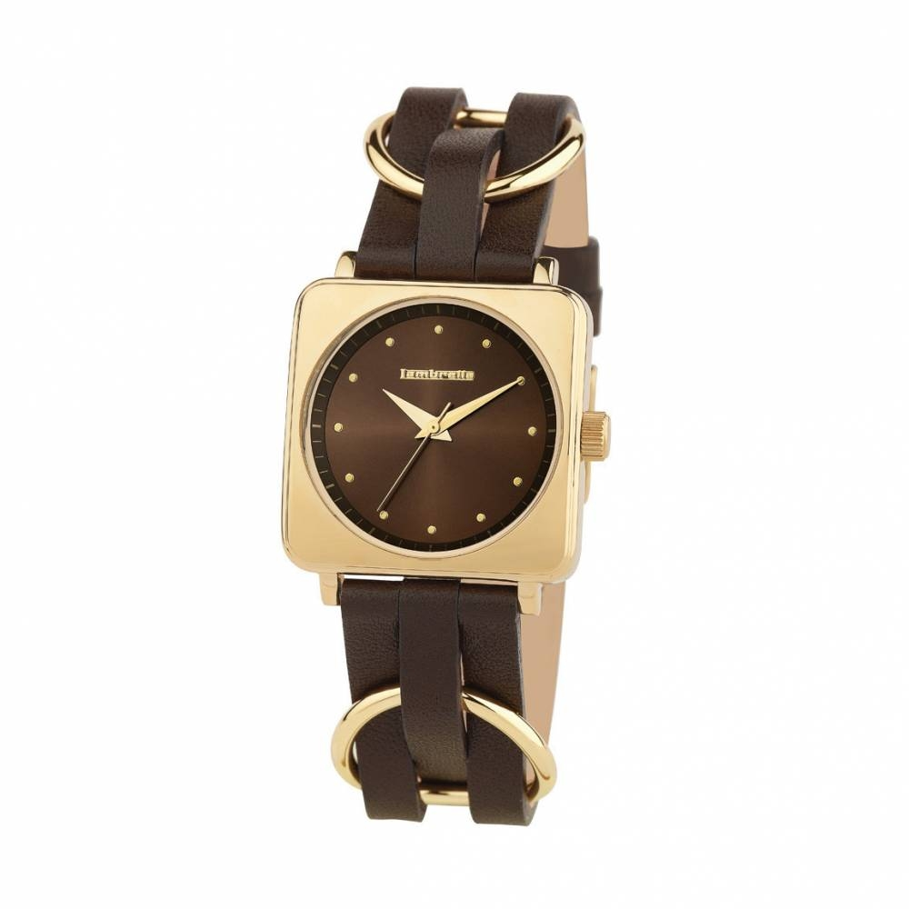 Cassola Lady Gold Brown | Lambretta Watches