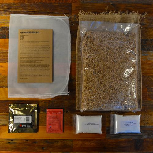 Recipe Pack | Copperhead Irish Red Ale | Box Brew Kits