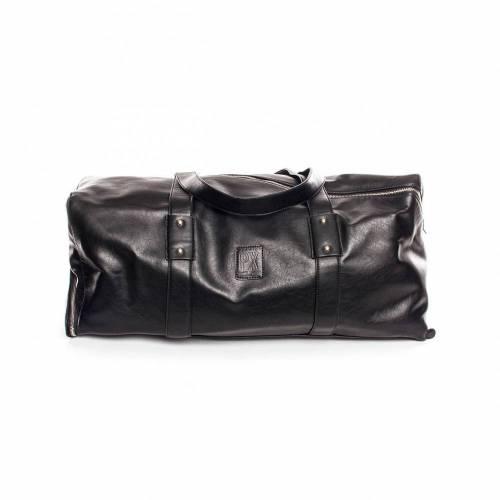 Derek Diagonal Duffle Bag | Black