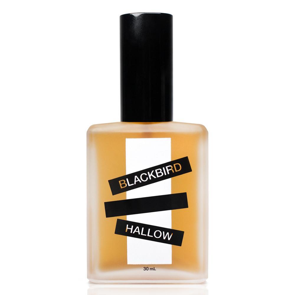 Hallow Eau de Parfum   Rich Oud, Frankincense & Marzipan