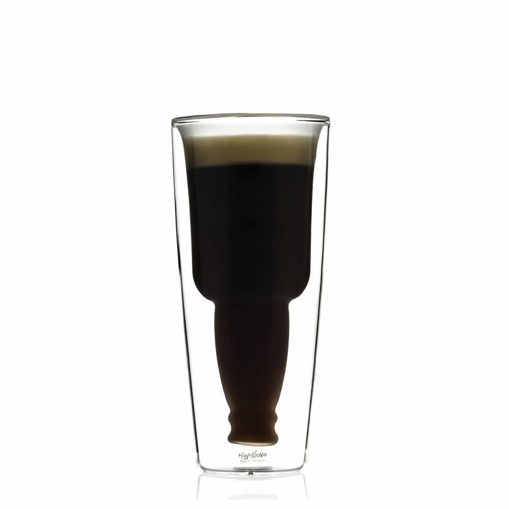 Irish Beer Glass  | Set of Two | Highwave
