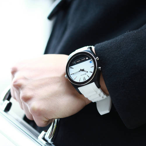 Notifier Smartwatch in White/Black
