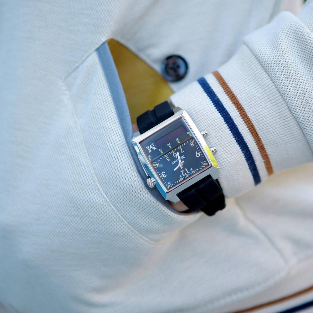 Martian Passport Smartwatch - A Hands Free Gateway to the World