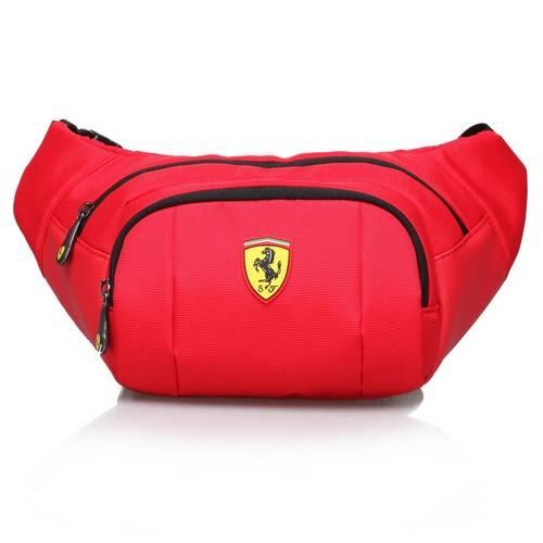 Waist Bag, Red