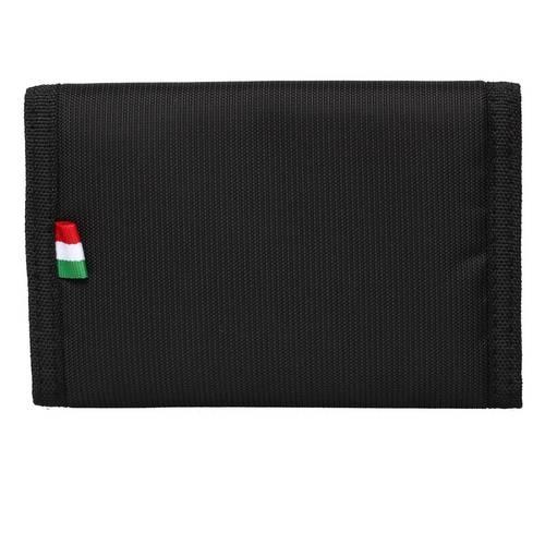 Black Keyholder Wallet - Ferrari