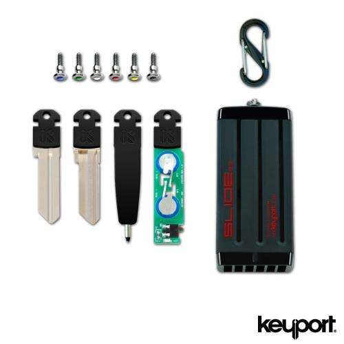 Keyport Slide 2.0 Starter Plus Bundle - Everyday Multi Tool