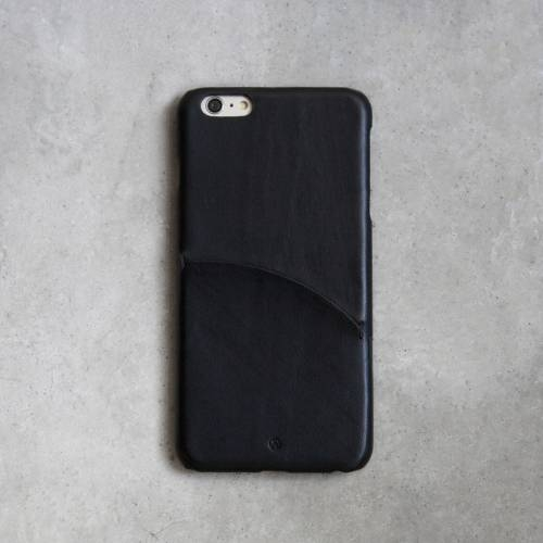 Iphone 6 plus Leather Pocket Case