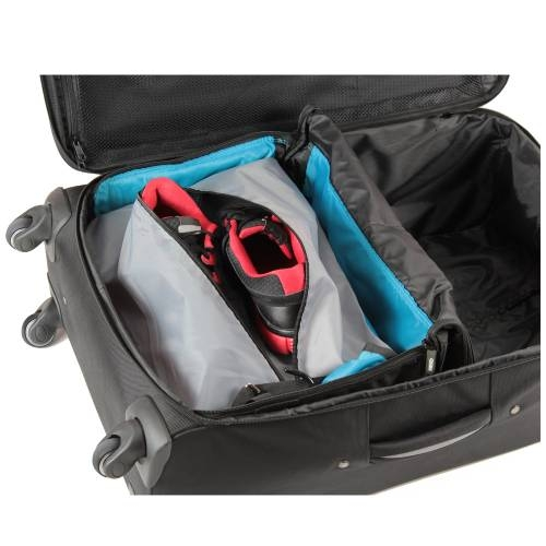 Jumper Carry | On Bag with Collapsible Shelves | BLUE