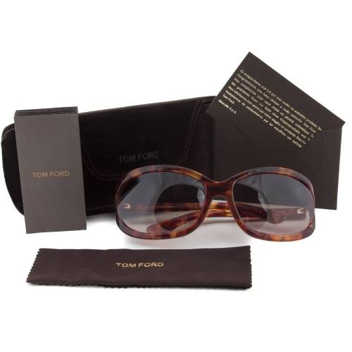 Tom Ford FT0278 47F Vivienne Rectangular Womens Sunglasses