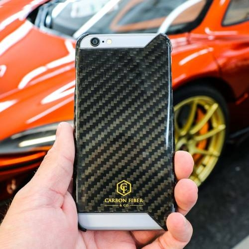 Carbon Fiber iPhone 6/ 6S Case - Gloss